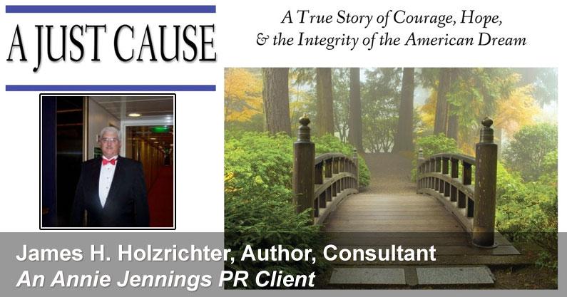 James Holzrichter Publicity Success Story