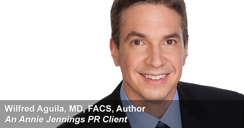 Real Publicity Book Promotion Success Story With Will Aguila, MD, FACS